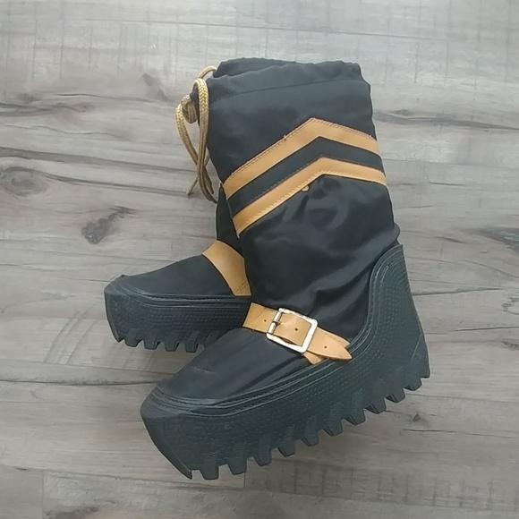 Shoes Vintage Retro 70s 80s Moon Boots Poshmark